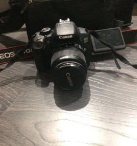 Фотоаппарат canon eos