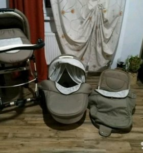 Продам коляску bebe-mobile