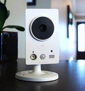 Облачная IP WIFI записывающая камера