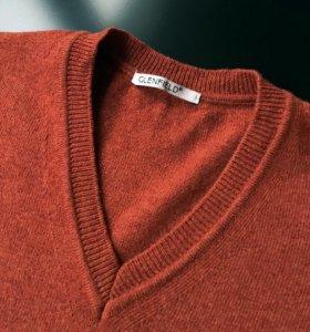 Пуловер чистошерстяной Glenfield