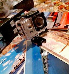 Action camera /Экшн камера 4k go pro 4