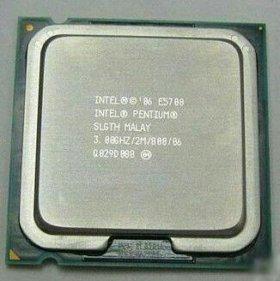 Intel E5700