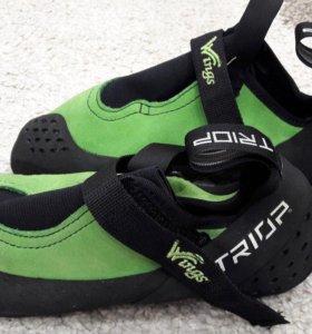 Универсальные скальные туфли Triop Wings (новые)