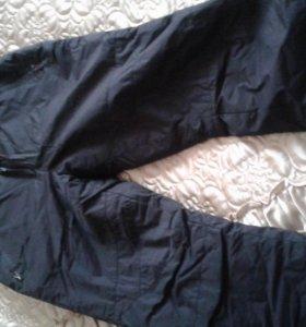 штаны дутые