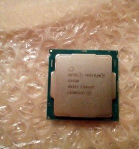 Pentium G4560 + мать + ram