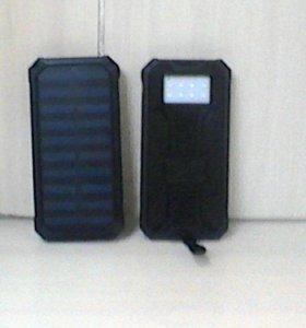 Солнечные батареи для зарядки телефонов, гаджетов.
