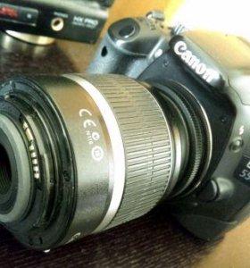 Переходник для макросъёмки на Canon EOS