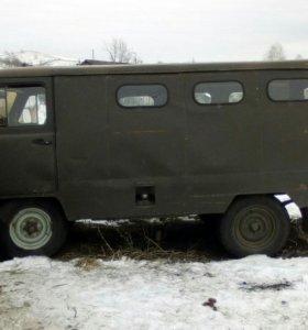 УАЗик3303