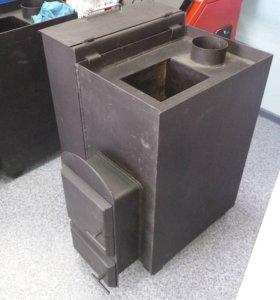 Печь банная с баком 54л