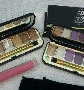 Тени от Chanel