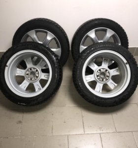 Оригинальные колеса Тойота камри v50. R17