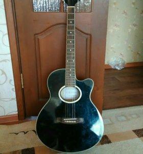 Элетроаккустическая гитара
