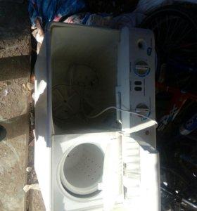 Машинка стиральная + машинка для отжима