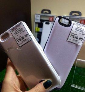 Защитный чехол-аккумулятор iPhone 6/6S