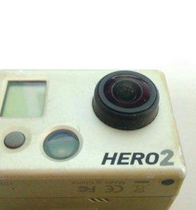 Камера GoPro hero 2