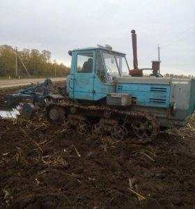 трактор хтз