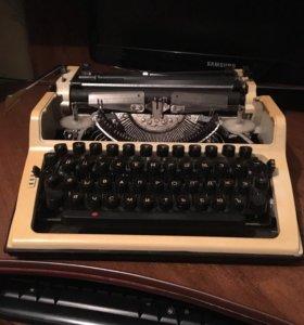Печатная машинка «Любава»