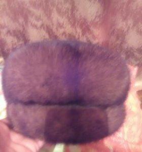 Мужская кепка норка