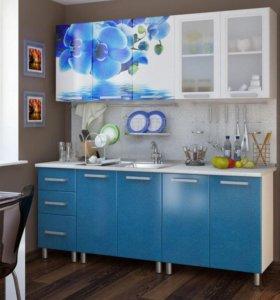 Кухонный гарнитур Лазурь 2.0 м