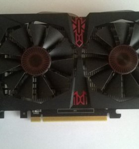 Видеокарта ASUS GeForce GTX 750 Ti STRIX [4GD5]