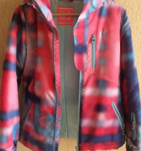 Куртки Cropp и Reebok