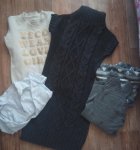женская одежда пакетом