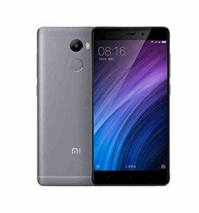 Xiaomi Redmi Note 4 Gray  новый