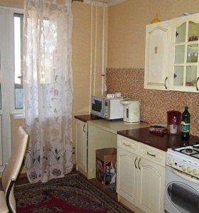 Квартира, 3 комнаты, 75.5 м²
