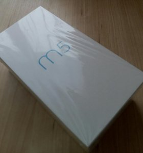 Новый Meizu m5