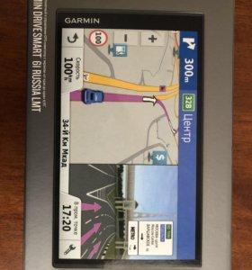 Навигатор Garmin Drive Smart 61
