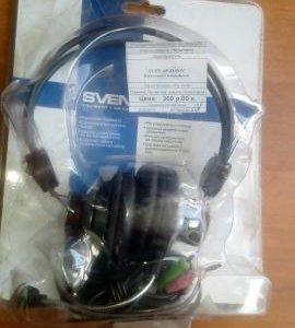 Sven AP-610MV проводные с микрофоном