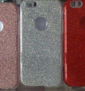 Чехол-накладка на iPhone.