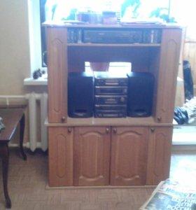 Шкаф-подставка под талевизор