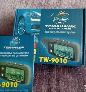 Сигнализация Tomahawk TW 9010 с автозапуском