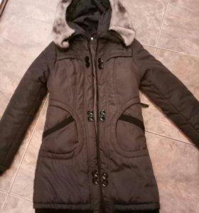 Куртка зимняя на -15