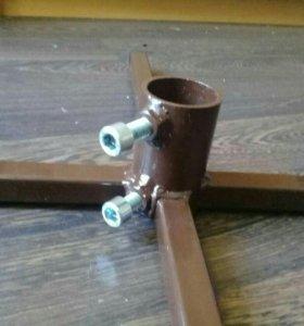 Подставка крестовина для елки Новая