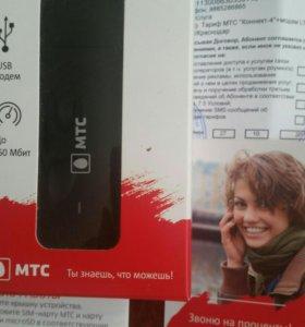 МТС Коннект 4G LTE Новый!