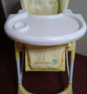 Детский стульчик Happy baby