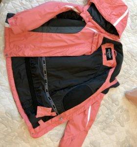 Куртка зимняя для спорта