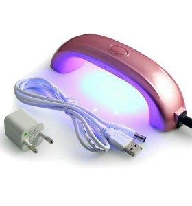 Мини-LED лампа для шеллака