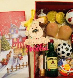 Новогодние подарки для ваших близких