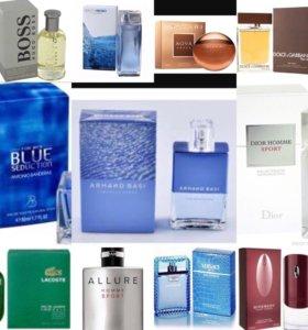 Мужской парфюм (духи)