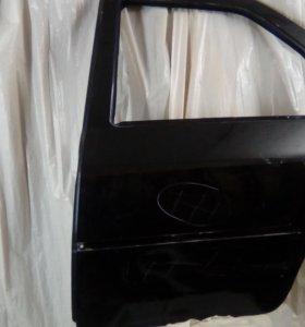 Дверь задняя левая Renault Logan 1 (2004-2014)