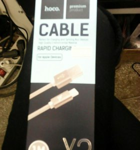 USB cable hoco for iphone 5