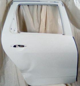 Дверь задняя правая Renault Duster 1 (2011-нв)