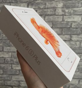 iPhone 6s Plus , 64 gb