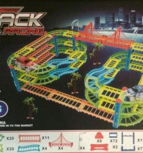 Трасса конструктор Track Racing