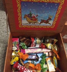 Сладкие подарки на Новый Год и Рождество!