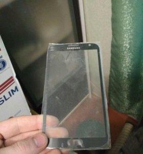 Стекло для Galaxy Note 2