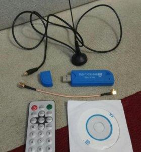 Широкополосный RTL-SDR радиосканнер из dvb USB дон
